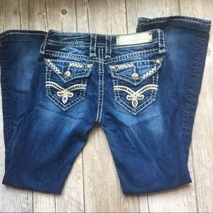 Buckle Jeans Rock Revival Size 25
